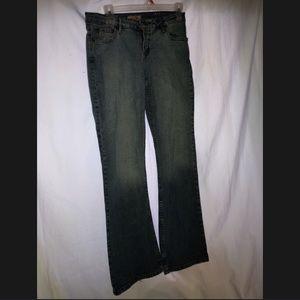 Paris Blues Flare Jeans Authentic American Brand